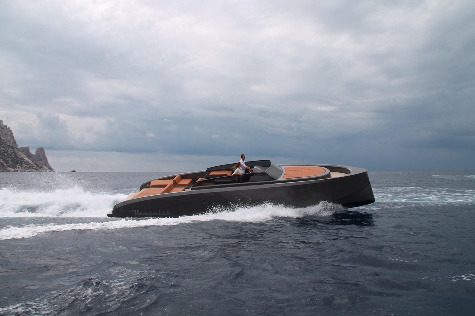 Ibiza Boat Deals VANQUISH VQ43 exterior (2)
