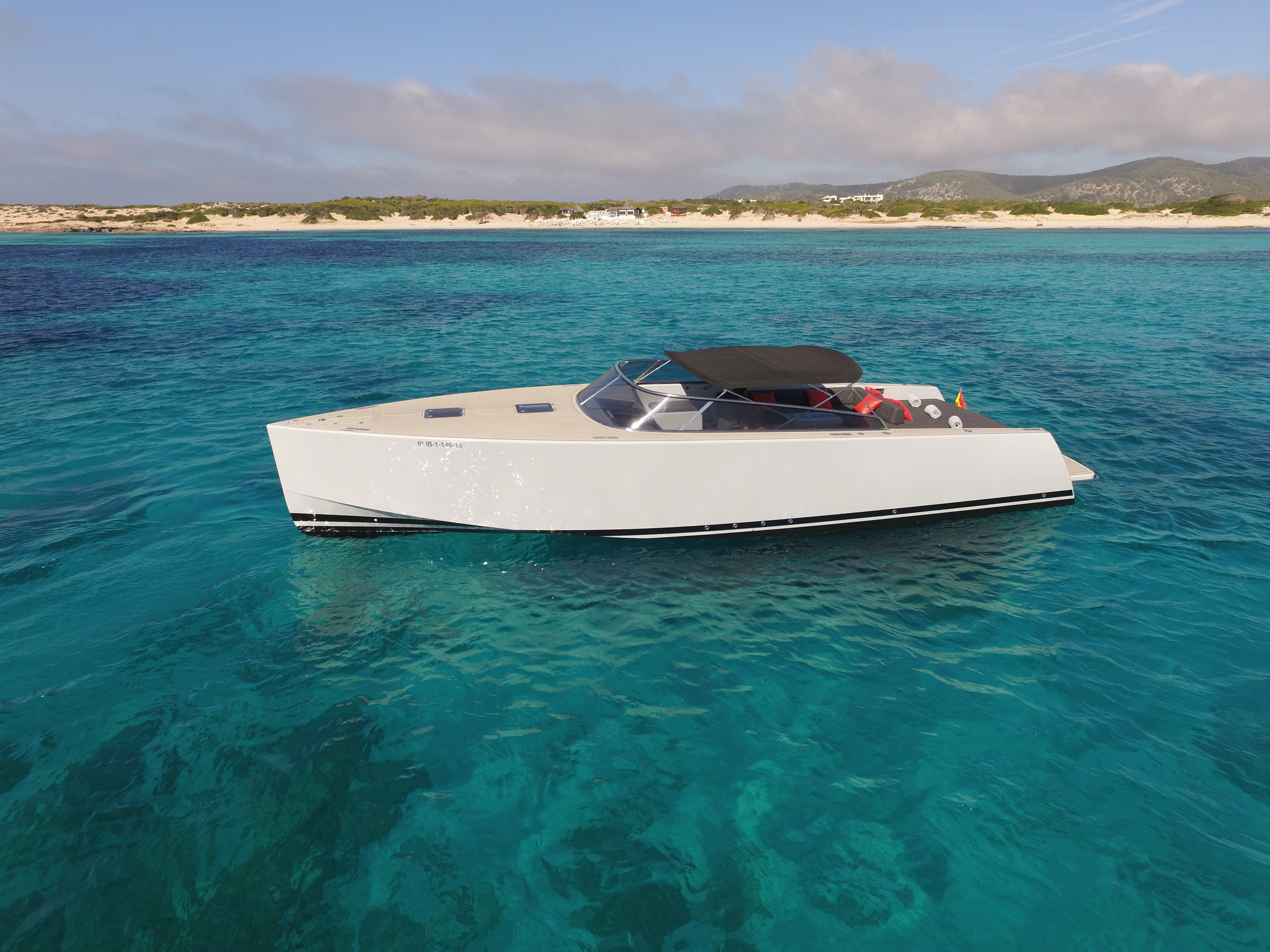 Ibiza Boat Deals Van Dutch 40 M exterior (2)