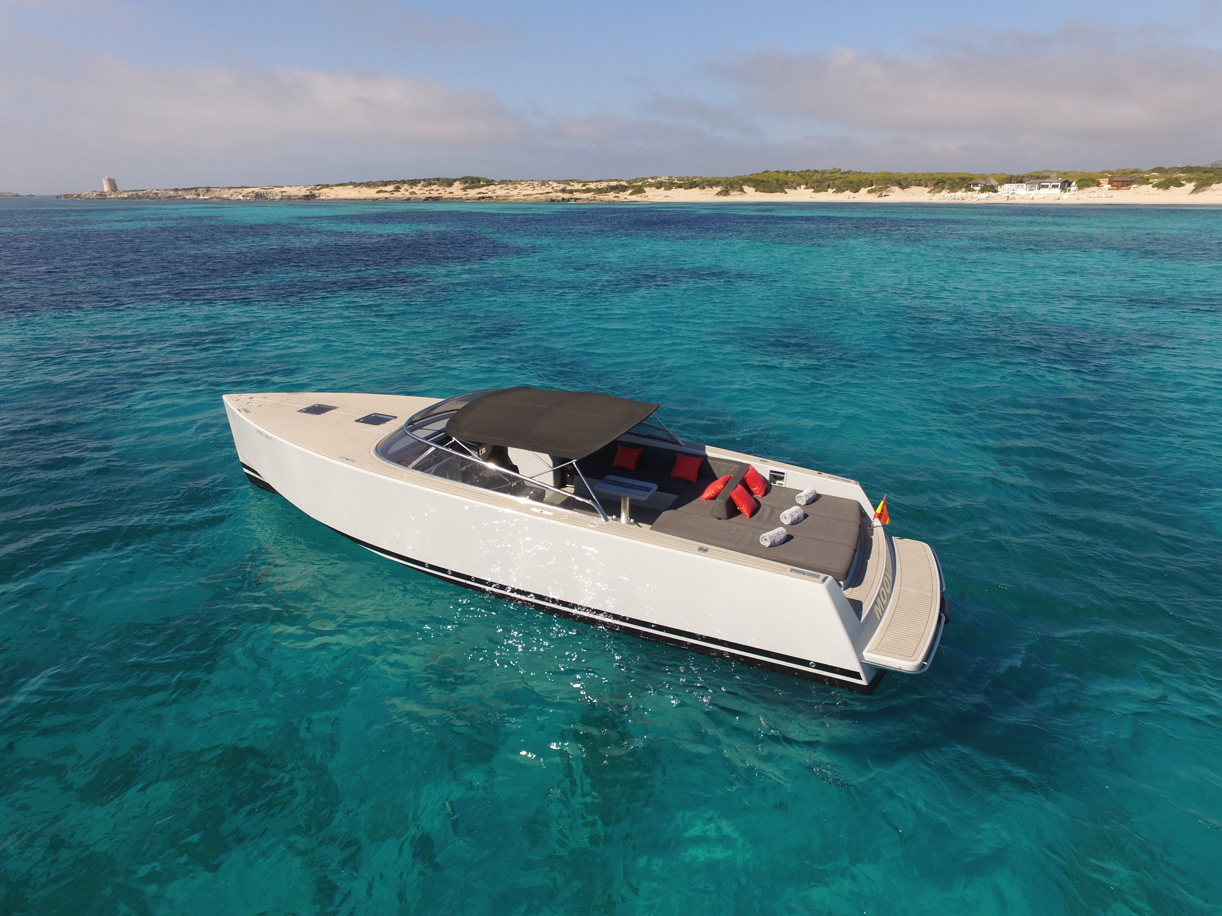 Ibiza Boat Deals Van Dutch 40 M exterior (3)