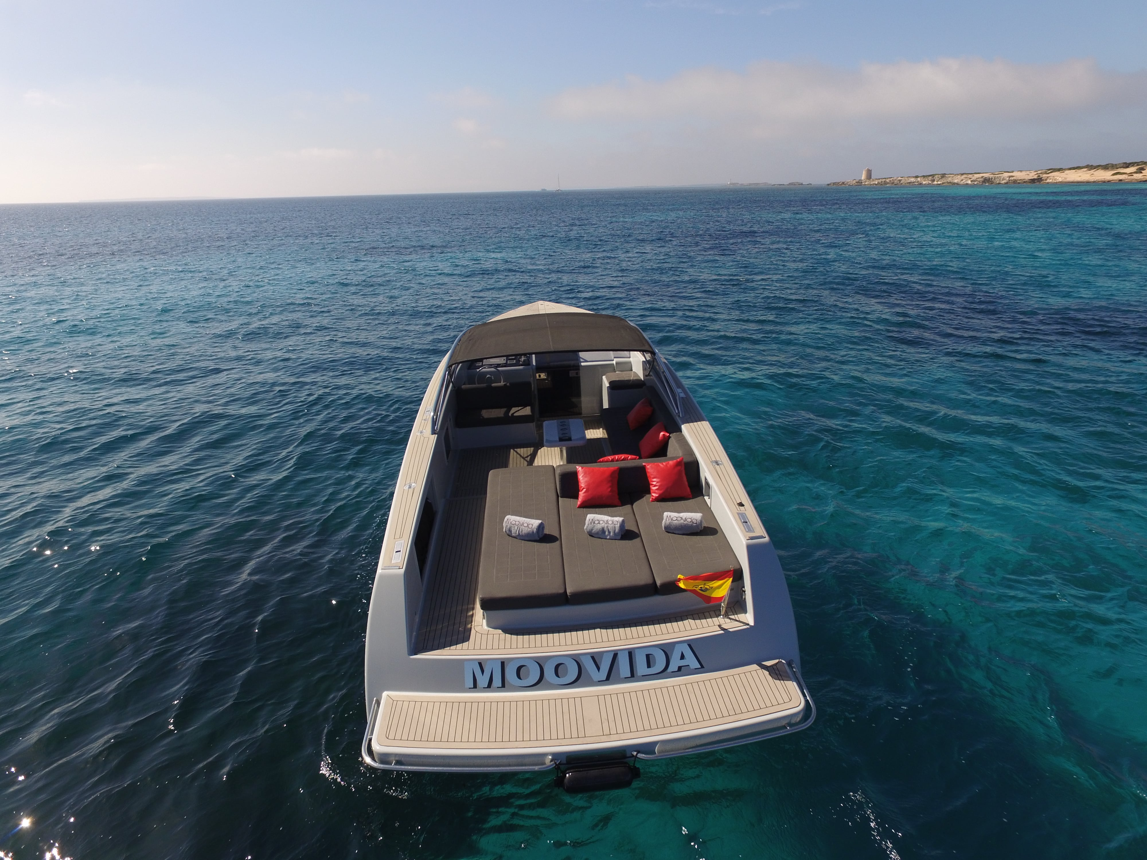 Ibiza Boat Deals Van Dutch 40 M exterior (6)