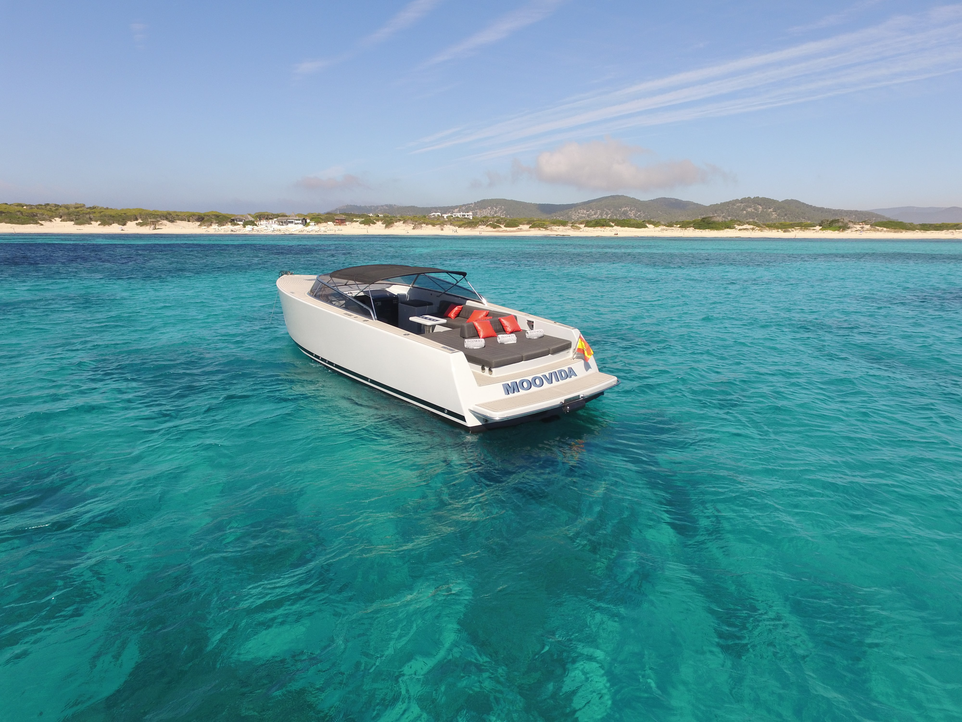 Ibiza Boat Deals Van Dutch 40 M exterior (9)